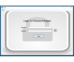 Free Password Keeper