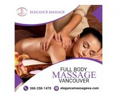 Full Body Massage Vancouver