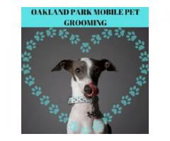 Oakland Park Mobile Pet Grooming