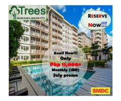 SMDC Trees Residences located near SM City Fairview and few steps to Quirino MRT