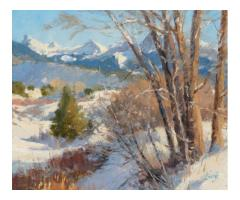 Shop at the fine art gallery in Crested Butte