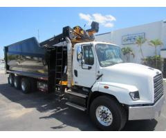 2020 Freightliner 114SD Grapple Truck #MG6595