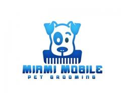 Miami Mobile Pet Grooming
