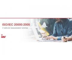 ISO 20000 Certification in Thailand ISO 20000 Certification Provider in Thailand