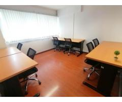 For Lease: Small Window Office for 5 Pax in Makati