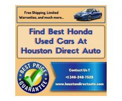 Best Honda Used Cars For Sale - HDA