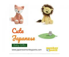 Cute Japanese Baby Gifts