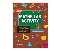 Buy Online Maths Lab Activity for class 3 CBSE