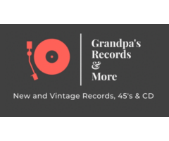 Grandpa's Records & More