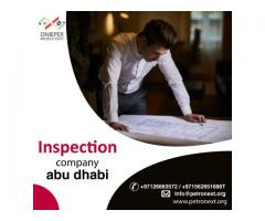 Inspection Company Abu Dhabi