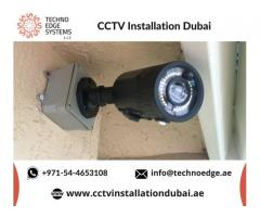 Leading CCTV Installation Providers in Dubai
