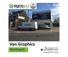 Van Graphics Northwich