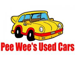 Pee Wee Cray's Fairly Reliable Used Car
