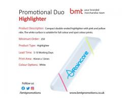 Promotional Duo Highlighter