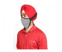 Buy Face Mask on Turban Online from Offlimits At a Reasonable Prices Buy Now