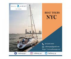 Boat Tours NYC