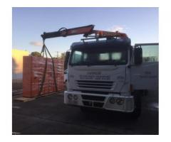 Crane Truck Hire in Brisbane Otmtransport.com.au
