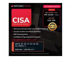 Online CISA certification training