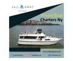 Private Boat Charters NY
