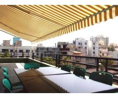 Awning manufacturer in Navi Mumbai & Thane