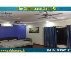 PG for Girls near Huda City Centre Gurgaon Safehouse Girls PG