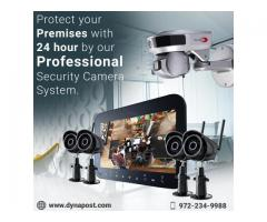 Security Cameras Dallas