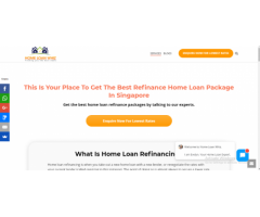 Get the best home loan refinance packages by talking to our experts