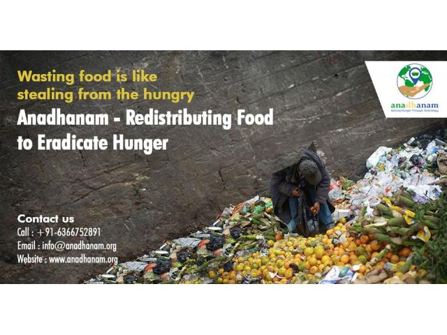 Solving Hunger through Technology Anadhanam