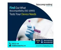 Find Out What Biocompatibility (ISO 10993) Tests Your Device Needs