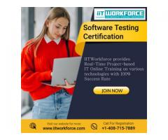 iiT Workforce is back with software testing certification course online.
