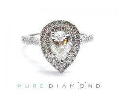 Contact Pure Diamond for Custom Engagement Rings in Vancouver