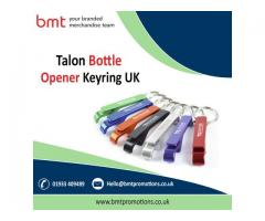 Talon Bottle Opener Keyring UK