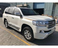 B6 Level Armored Toyota Landcruiser GXR 4.6L V8 2021 ( )