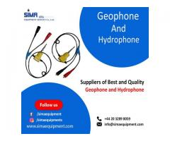 Geophone and Hydrophone