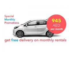 Monthly Car Rental Dubai | Final Long Term Car Rentals