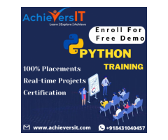 Are you looking for a career in python and to get good paid jobs ….? Well ☺
