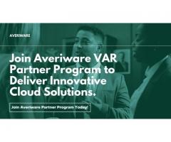 Join Averiware VAR Partner Program to Deliver Innovative Cloud Solutions