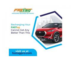 Instant FASTag Online Recharge
