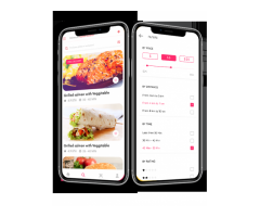 Enjoys The Online Food Delivery Service With The Doordash Clone App Development