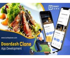 Stamp Your Dominance In The Food Delivery Industry With The Finest On-demand Doordash App Solution