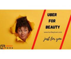 Groom Your Business Online With Uber For Beauty Service App Solution!