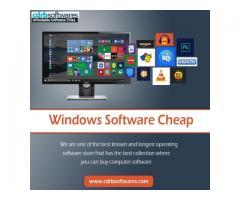 Windows Software Cheap