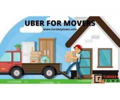 Manage Every Operation Of Business Efficiently With A Fully-functional Uber For Movers App