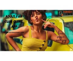 Adult Fanclub Subscription App Premium Solution For Modern-day Business