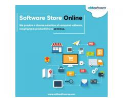 Software Store Online