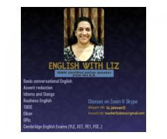 Online ESL Teacher for Conversational Skills & Business English
