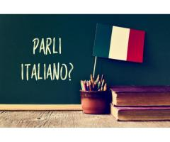 Italian Language Classes Online lessons whenever you like!