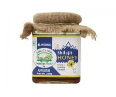 Order Natural Shilajit Honey at cheap prices and still get the best deals