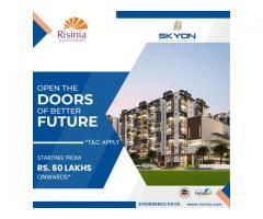 23BHK Gated Community Apartments in Bachupally Skyon by Risinia
