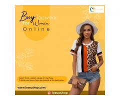 Buy Topwear for Women Online